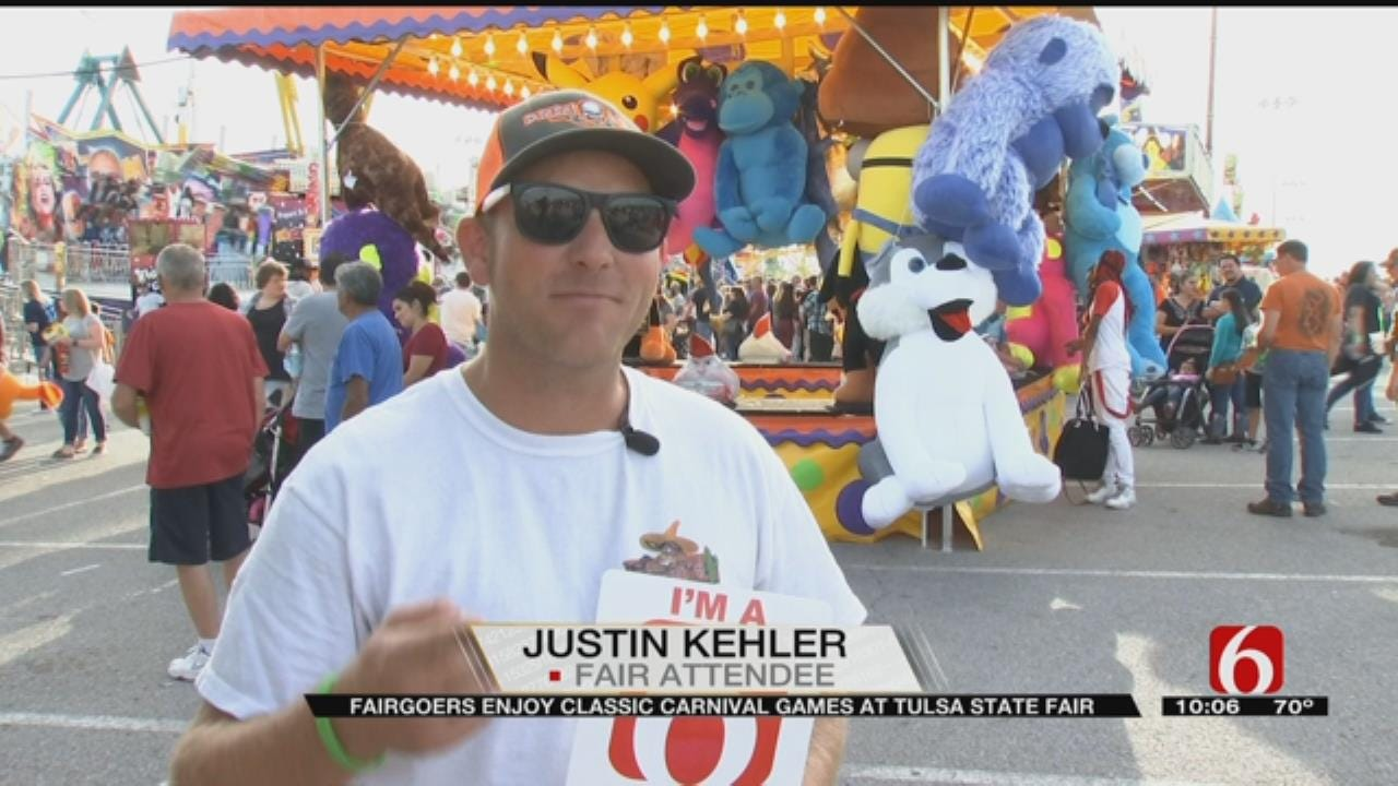 Fair-Goer Predicts Travis Meyer's Pig-Kissing Fate