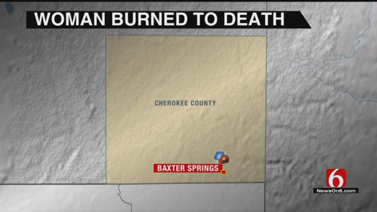 Officers Set On Fire During Burglary Call