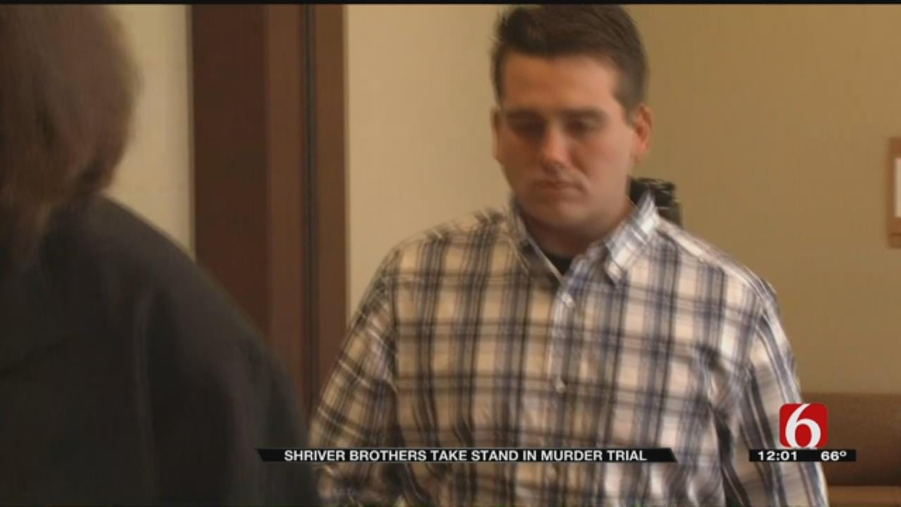 WEB EXTRA: Dakota Shriver Continues Testimony In Fatal Hit-And-Run
