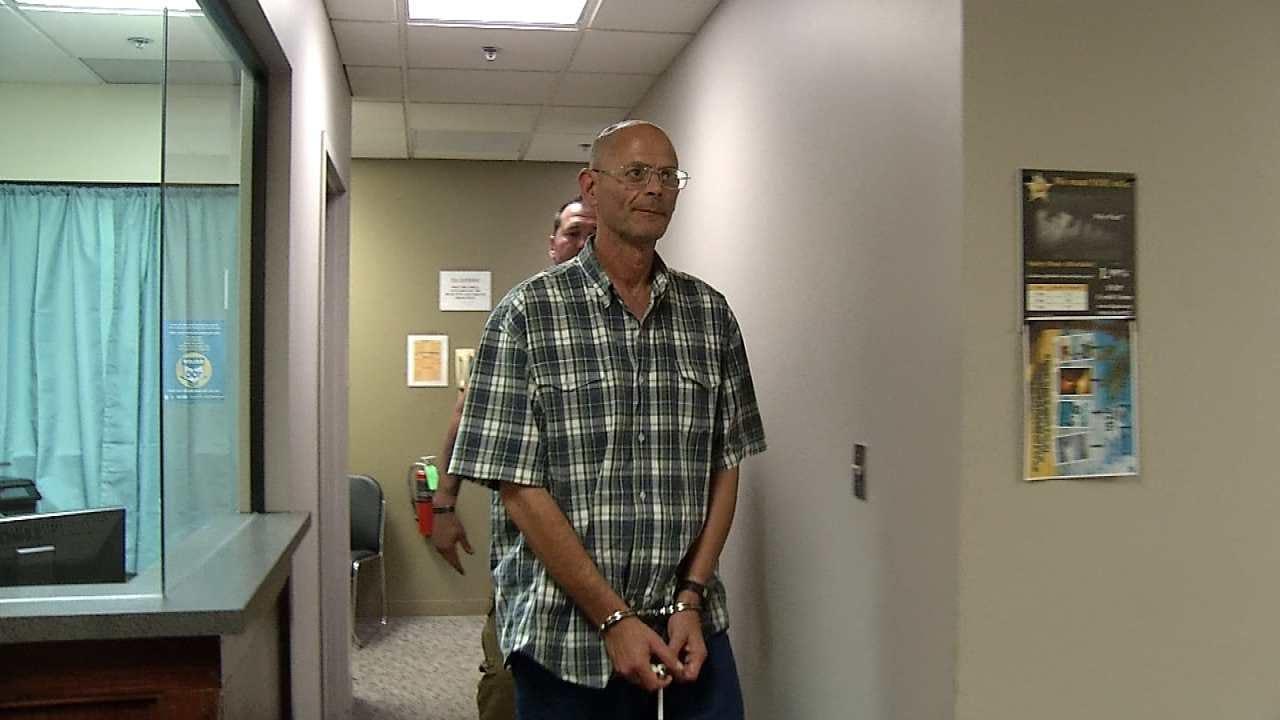 WEB EXTRA: Tulsa Serial Bank Robbery Arrest