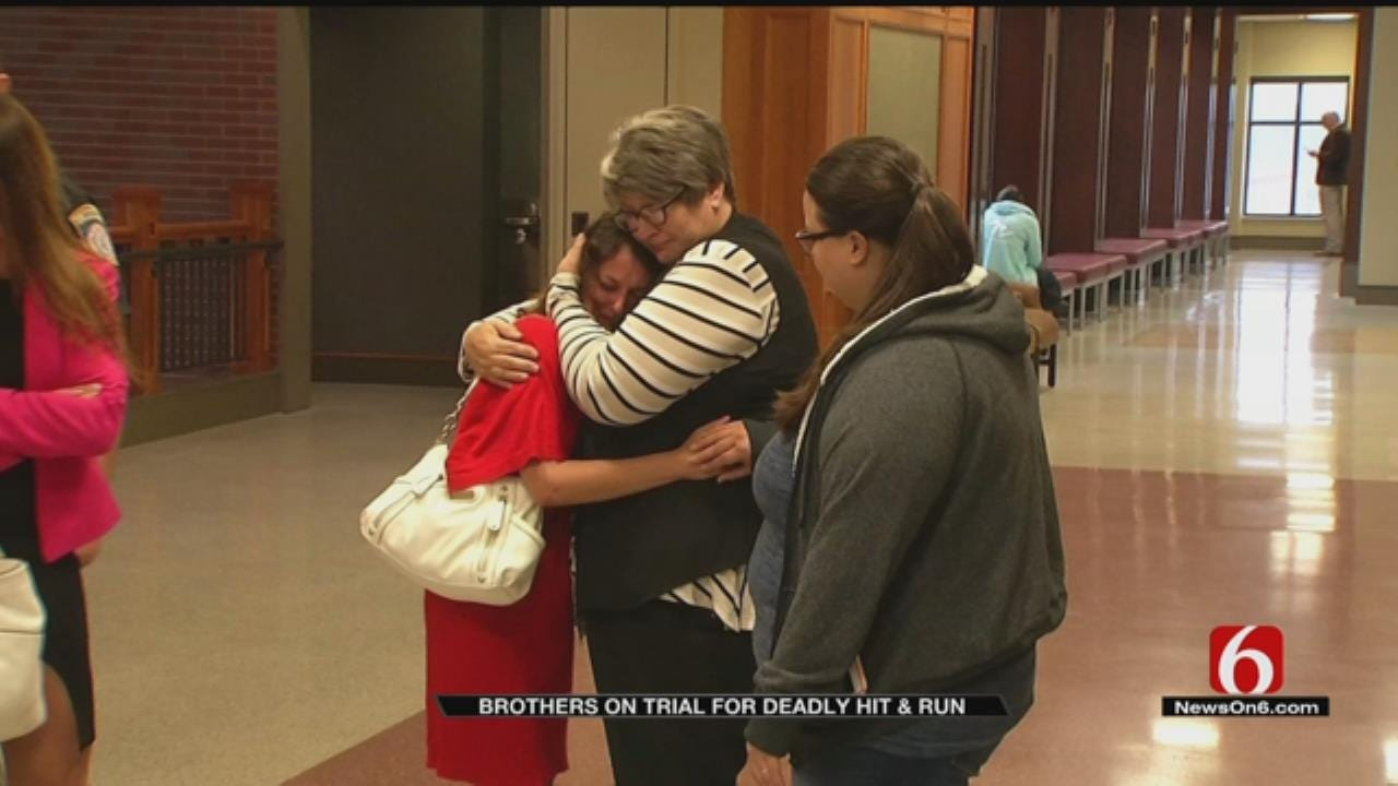 Families Of Victims In Rogers County Hit-And-Run Hear Emotional Testimony