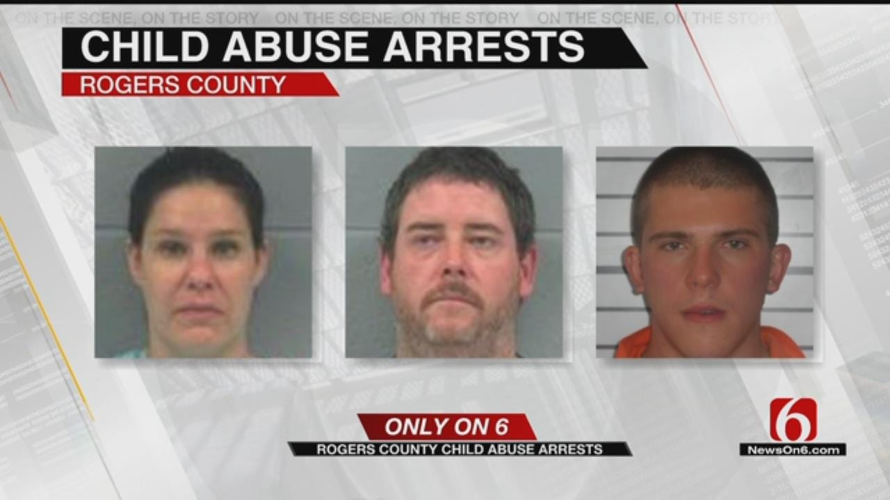 3 Accused Of Abusing 10-Year-Old Boy
