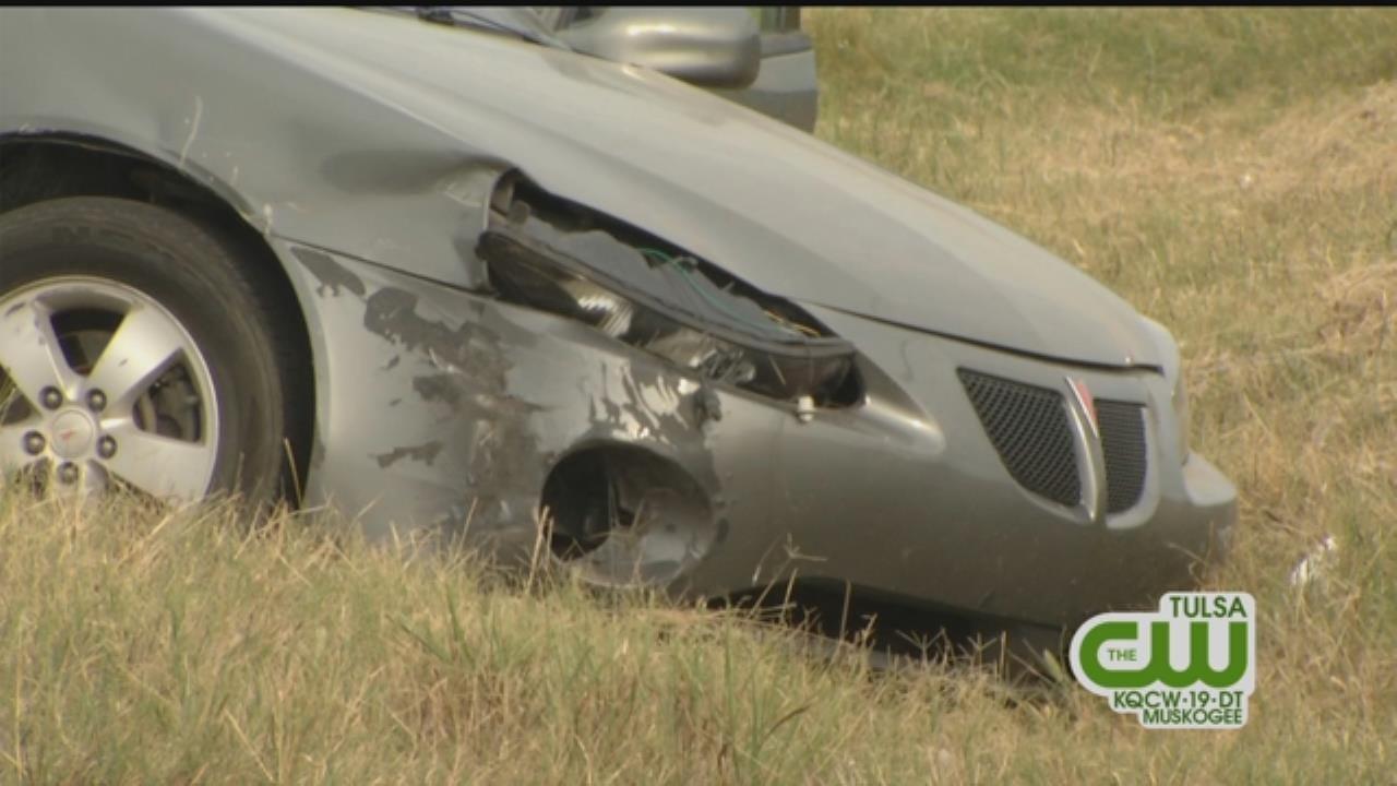 Driver Fires BB Gun In Tulsa Road Rage Incident