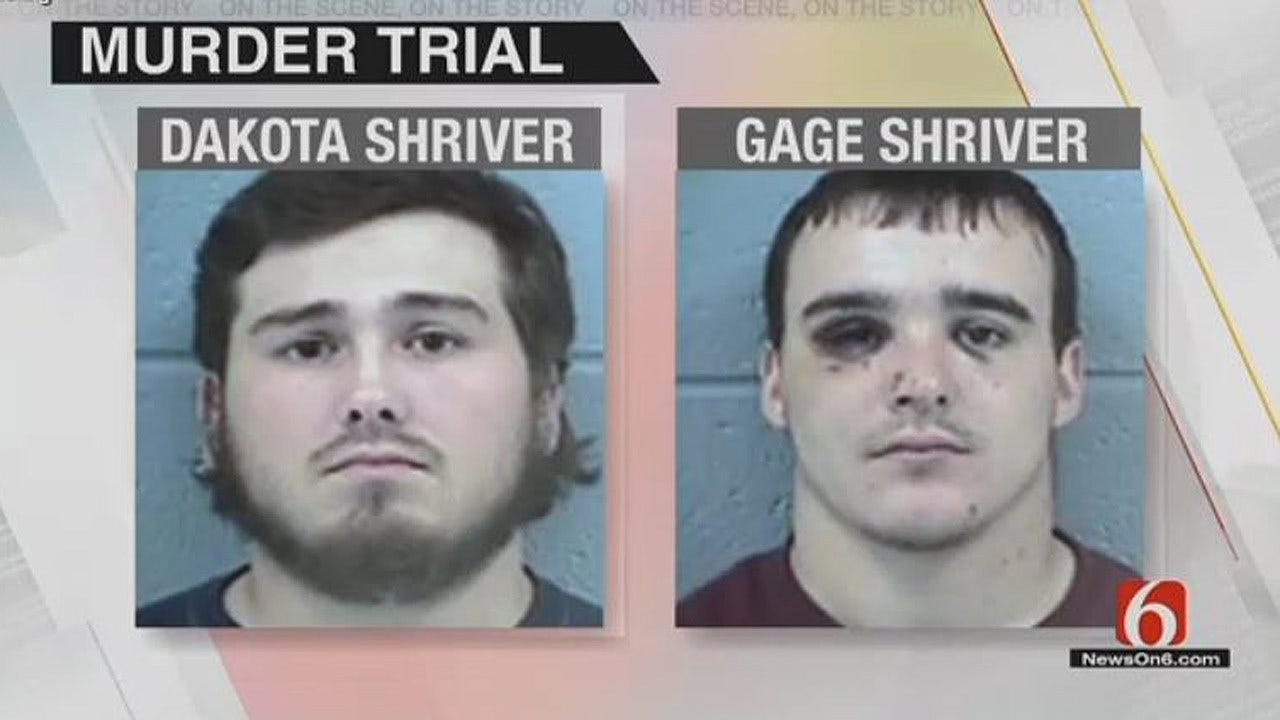 Video Shown On Day 6 Of Rogers County Brothers' Murder Trial