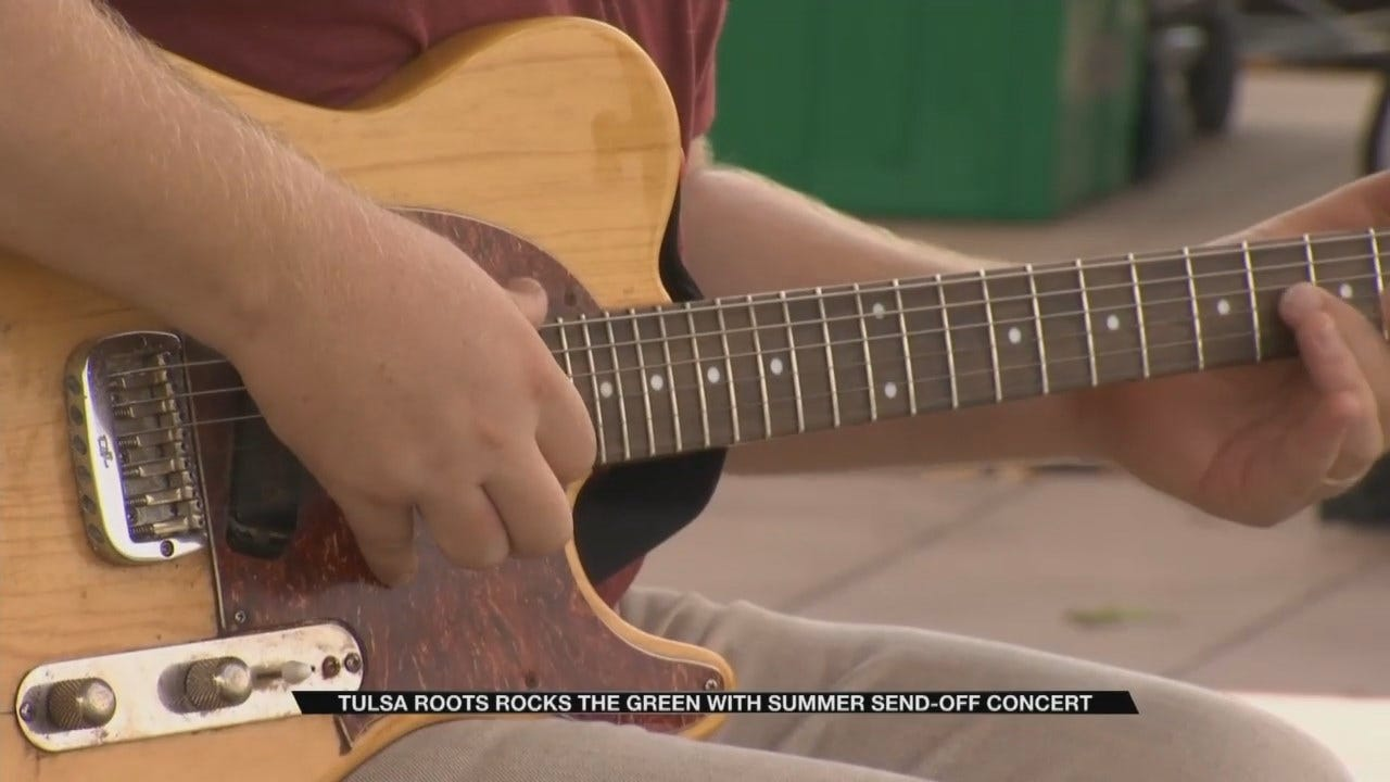 Concert Series Continues To Rock Guthrie Green