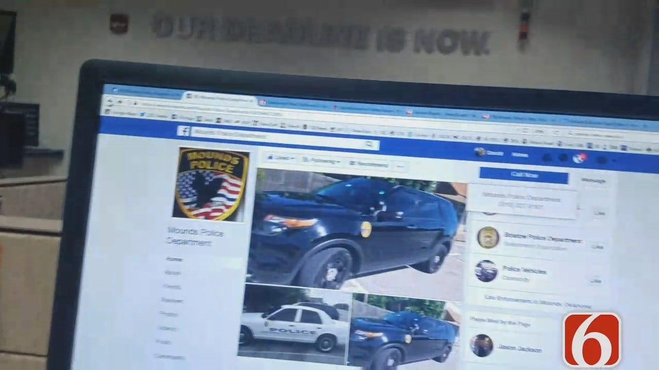 Dave Davis Says Mounds Police Chief Ends Bible Posts On Facebook Page
