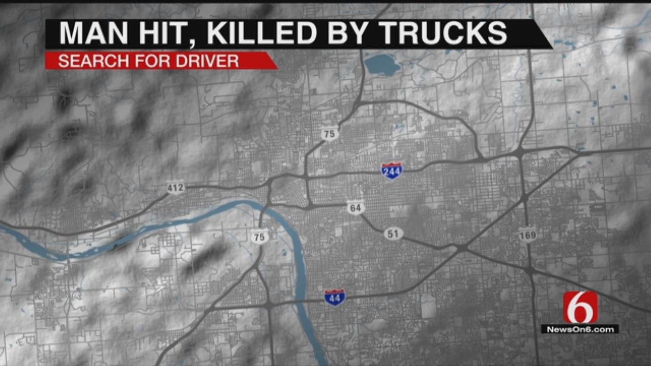 Stilwell Pedestrian Dead After Being Hit By Two Trucks