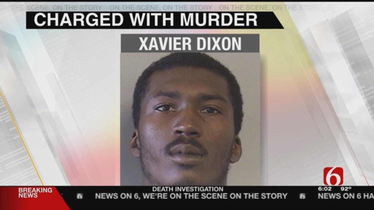 Tulsa Man Charged With Murder In Girlfriend's Death