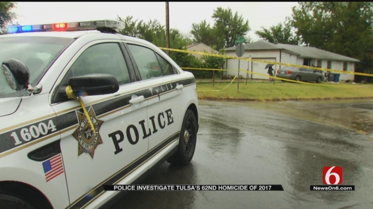 One Man On The Run, Another Dead After Tulsa Shooting