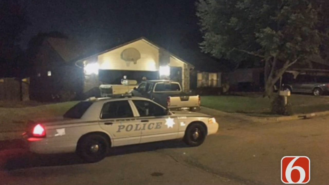 Joseph Holloway Says Police Looking For Three Men In Tulsa Home Invasion