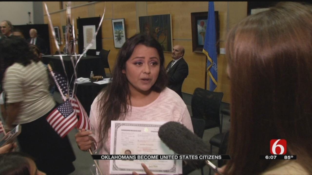 Green Country Residents Become U.S. Citizens