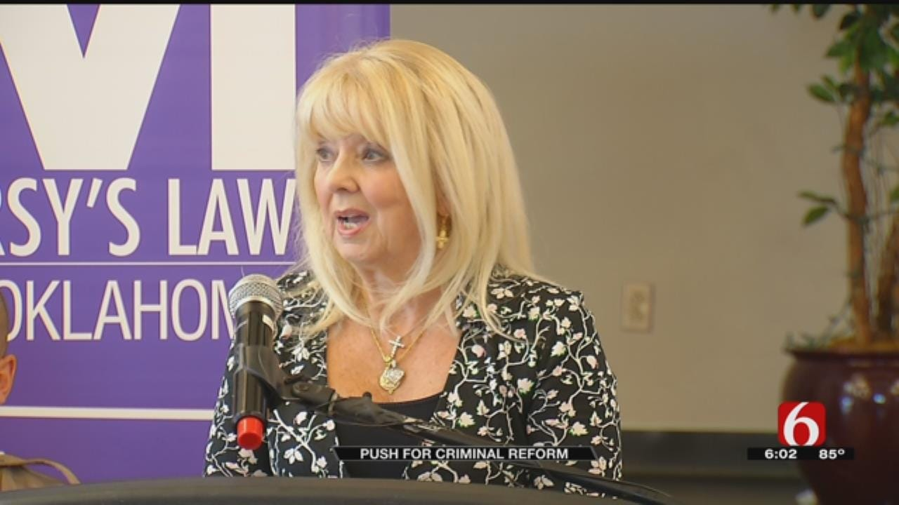 Marsy's Law Would Give New Rights To Crime Victims