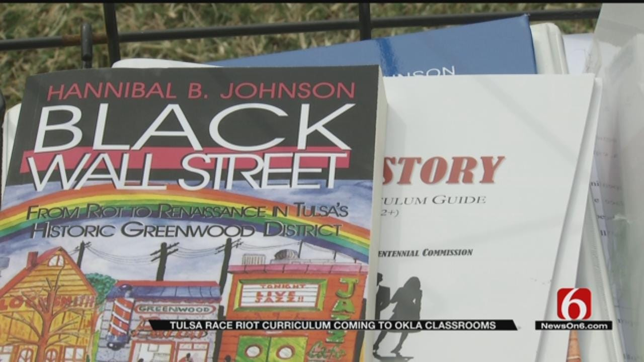 Race Riot Commission Wants Race Riot Lessons In Oklahoma Classrooms