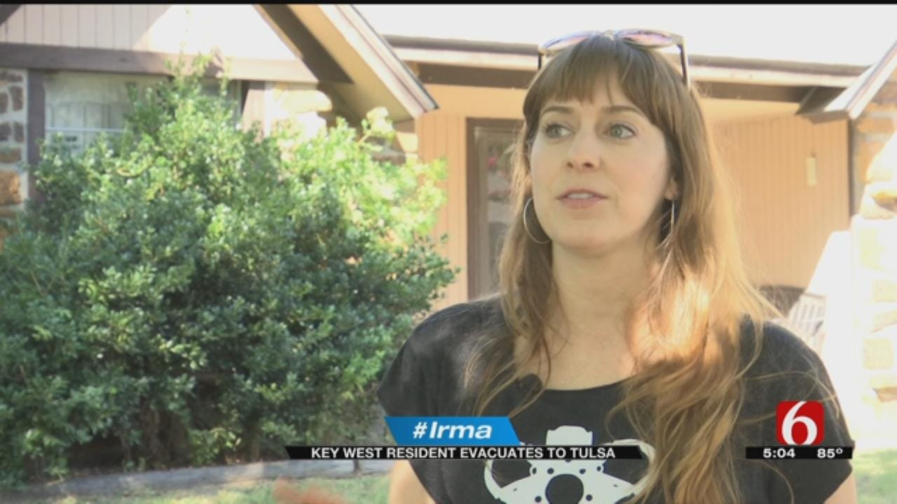 Key West Resident Seeks Safety In Tulsa