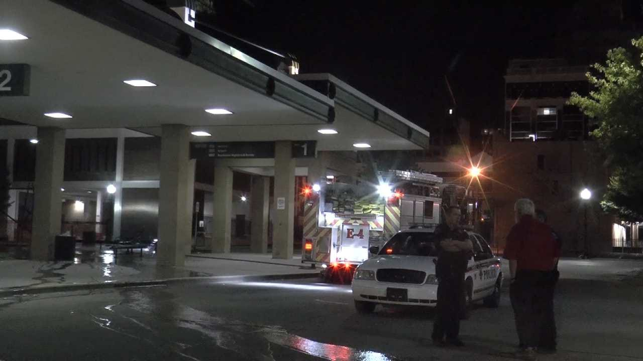 Woman Stabbed, Sexually Assaulted, Near Tulsa Transit Station