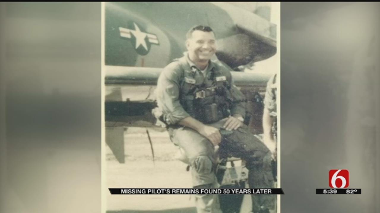 Tulsa Vet Killed In Action Found 51 Years Later