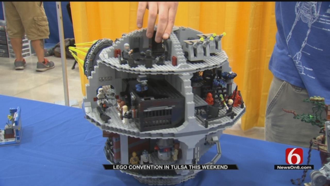 LEGO Convention In Tulsa