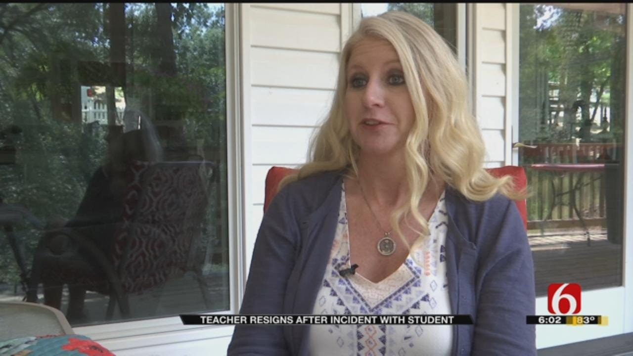 Muskogee Teacher Considers Returning To Classroom After Student Incident