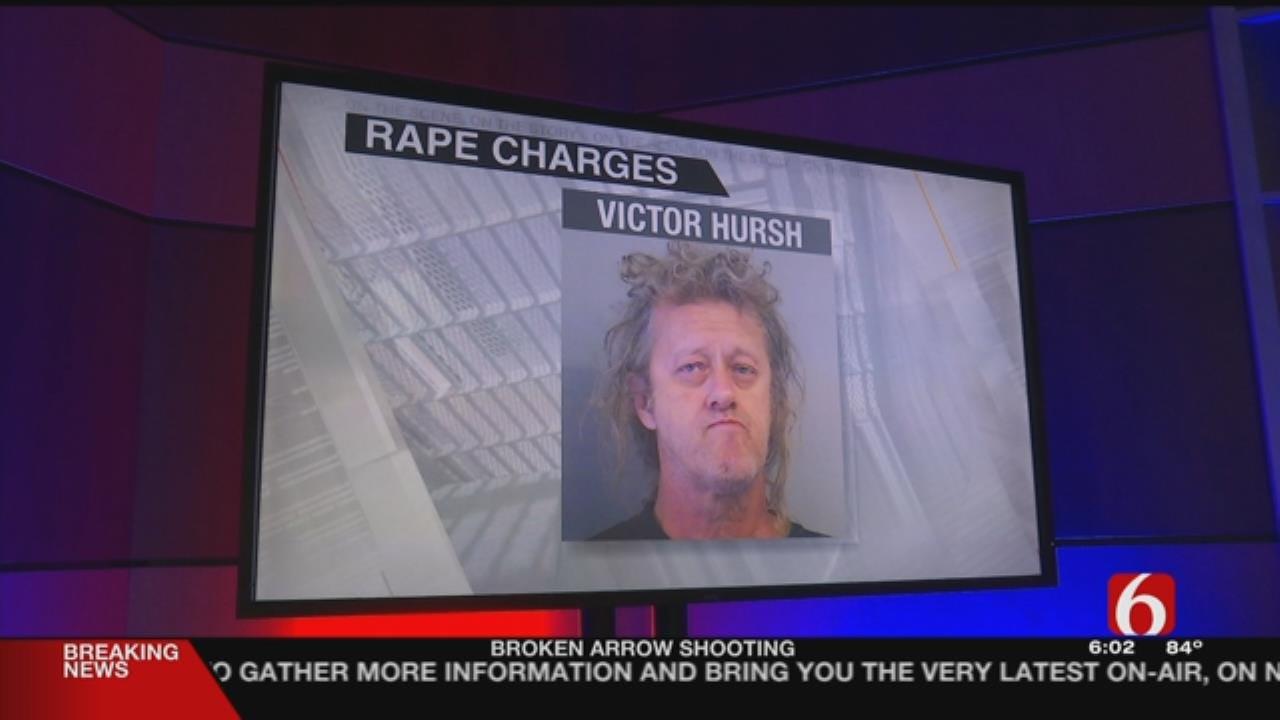 More Victims Accuse Tulsa Man Of Rape, Kidnapping