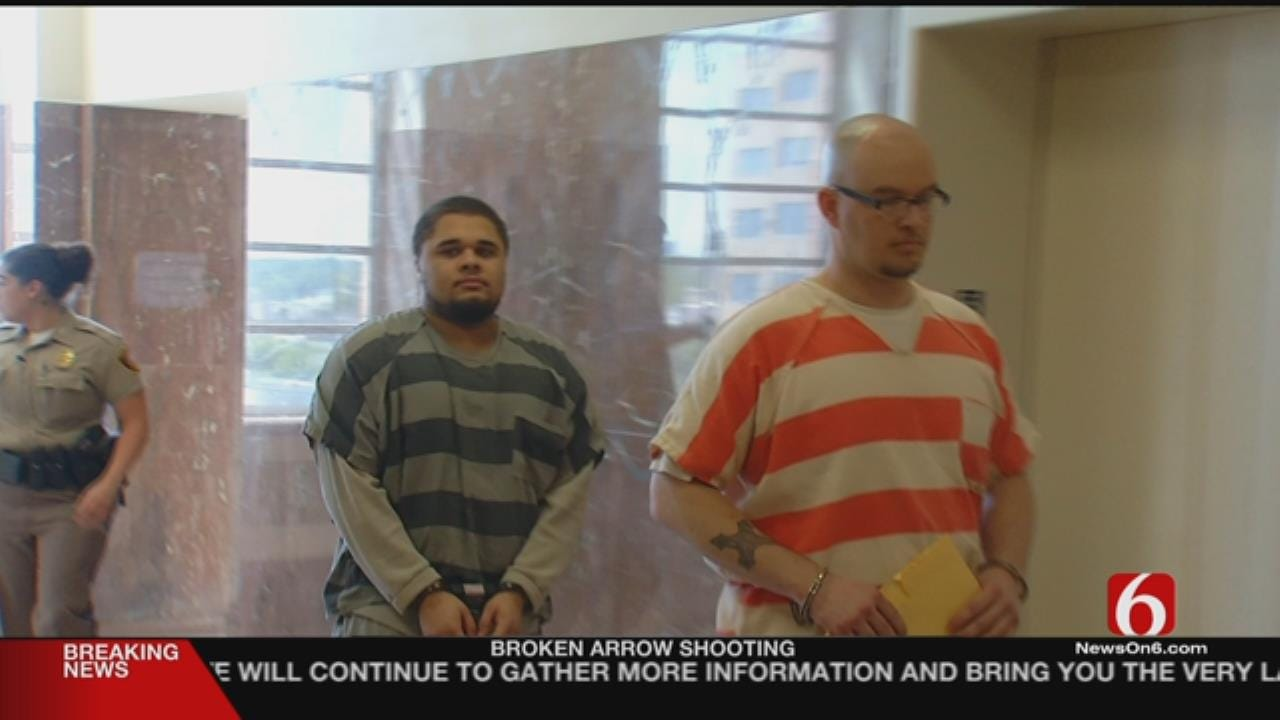 Green Country Man Gets 45-Year Sentence For Crash That Killed Woman