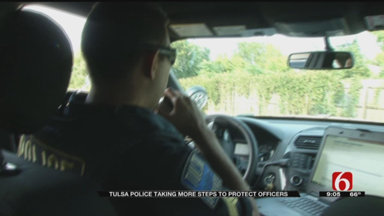 Tulsa Officers Rely On Backup Amid Uptick In Assaults