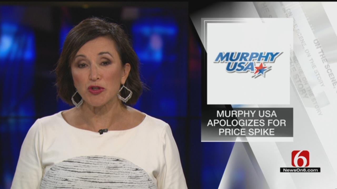 Murphy USA Apologizes For Price Spike Error, Issues Refunds