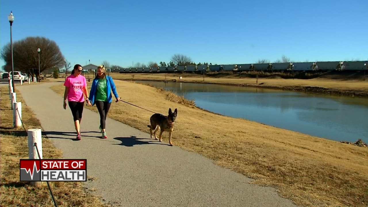 Wellness Programs Breathing New Life Into Oklahomans