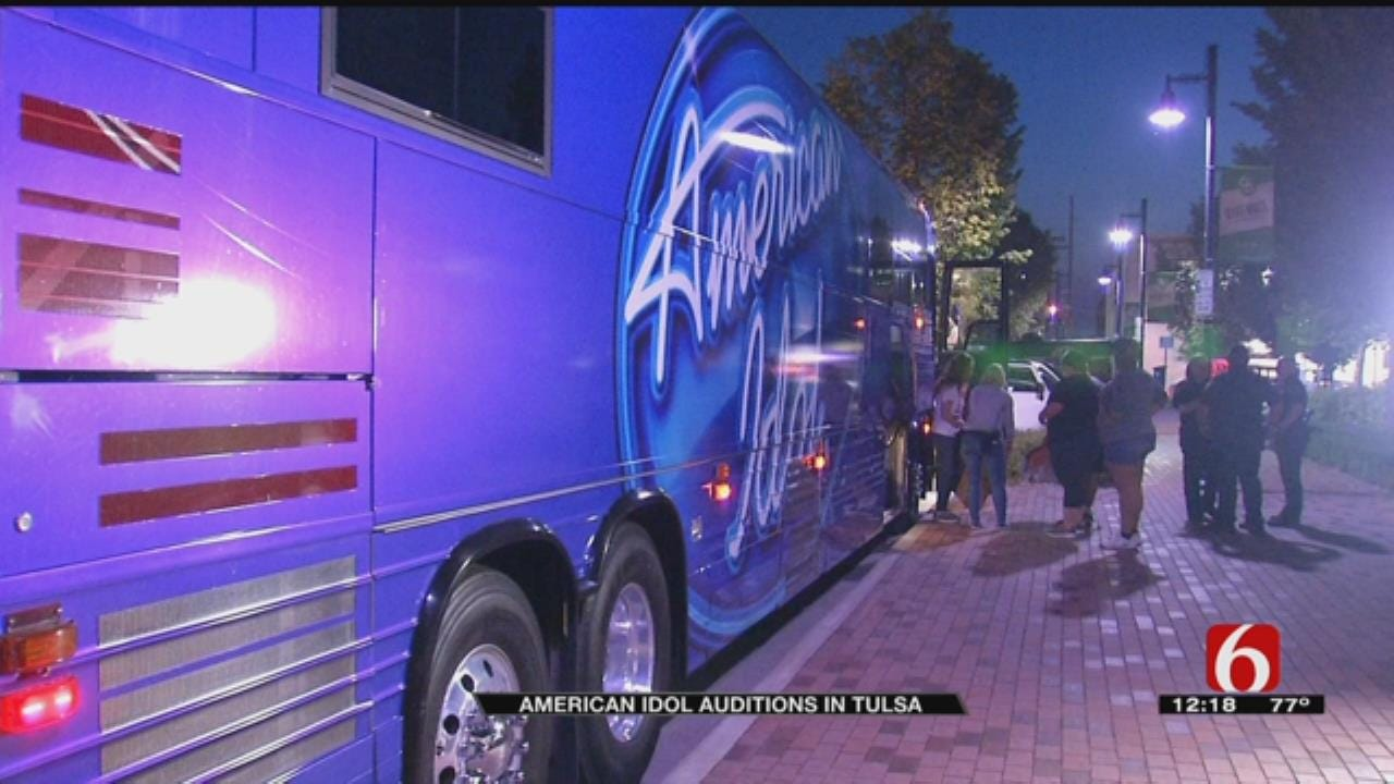 American Idol Holding Auditions In Tulsa
