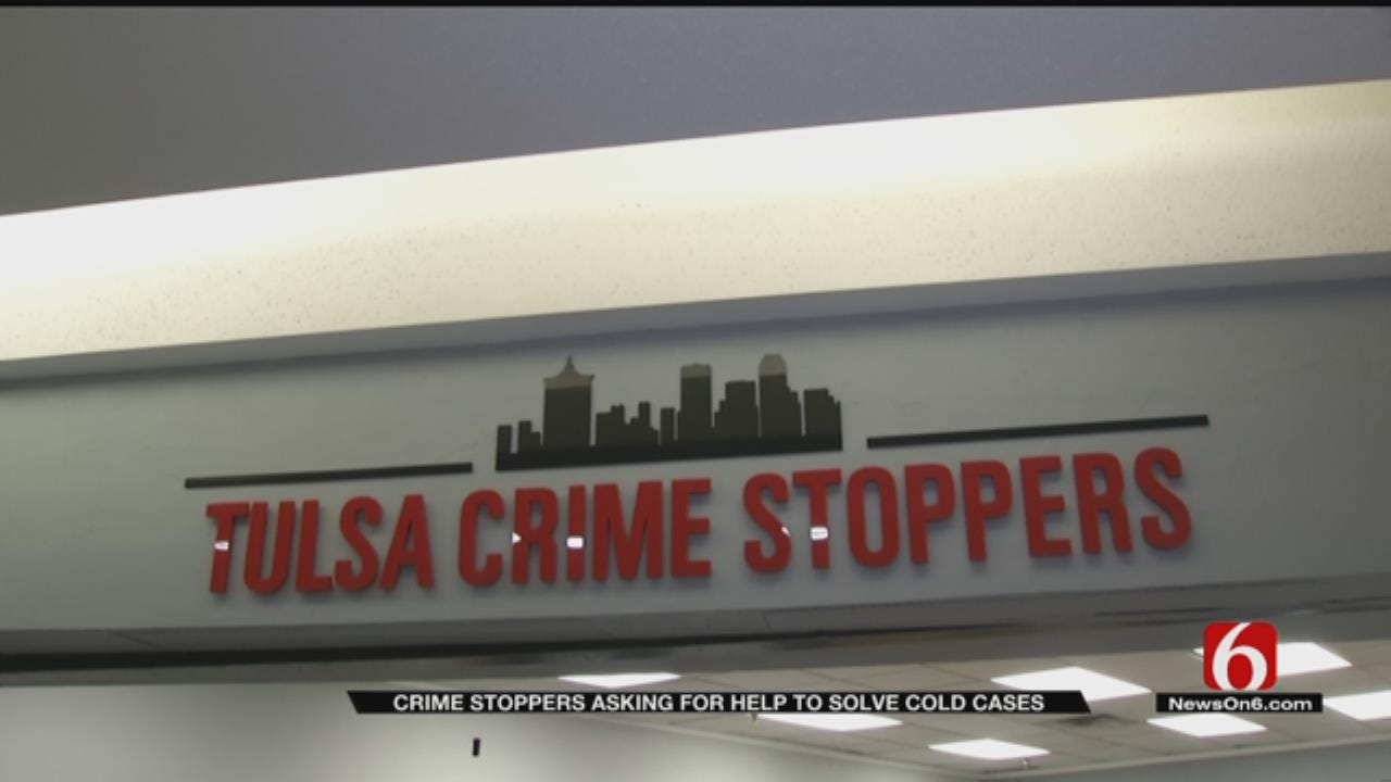 Tulsa Crime Stoppers Crack Down On Cold Cases