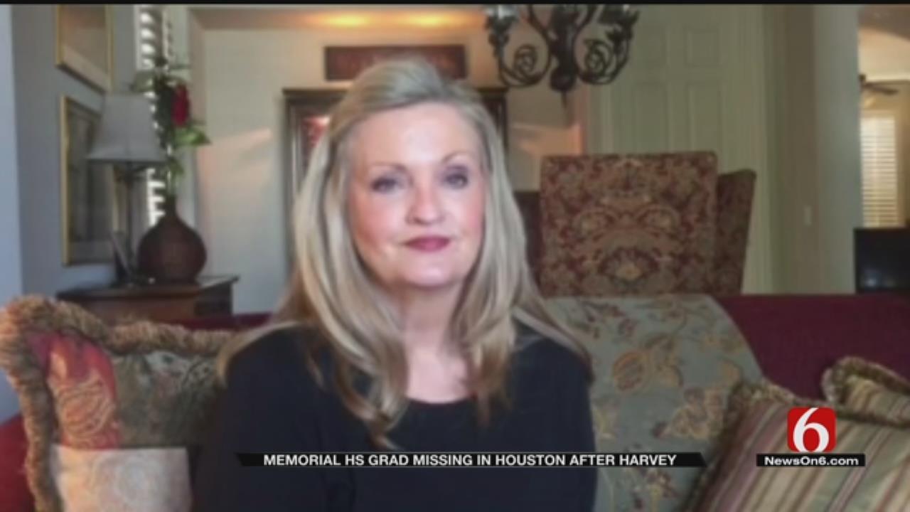 Tulsa Native Missing In Houston