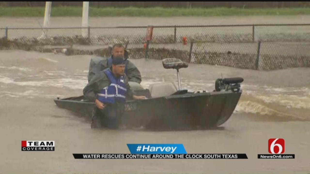 Dialysis Clinic Employees Trying To Help Patients Despite Flooded Roads