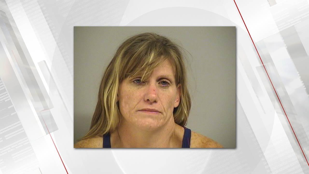 Lori Fullbright: Tulsa Woman Accused Of Driving On Meth With Kids
