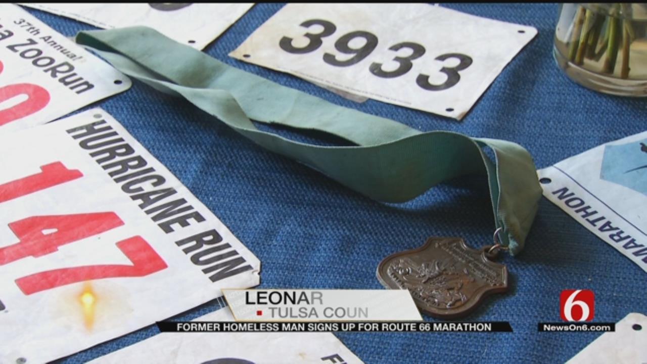 After Rocky Journey, Tulsa Man Returns To Run Route 66 Marathon