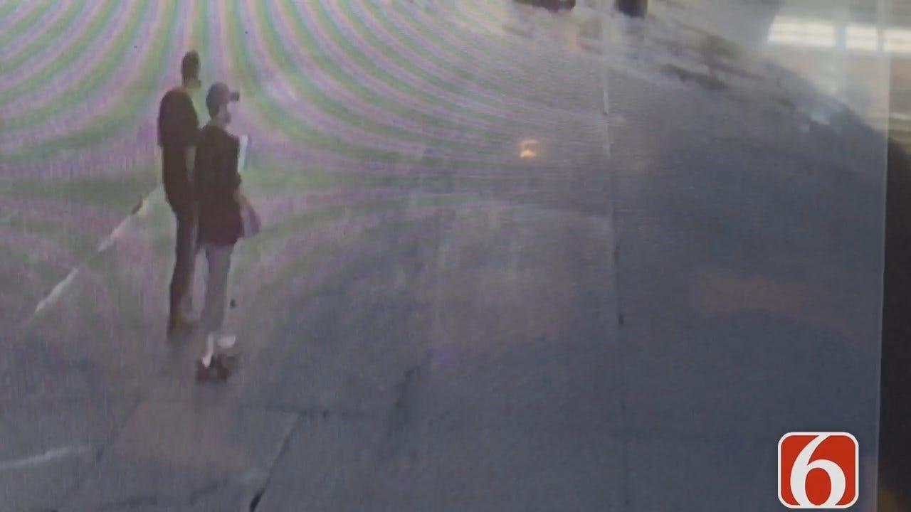 Amy Slanchik: Sapulpa PD Releases More Surveillance Video Of Escaped Inmates