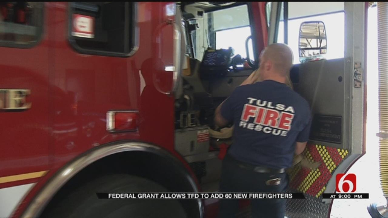 TFD To Hire 60 New Firefighters With SAFER Grant