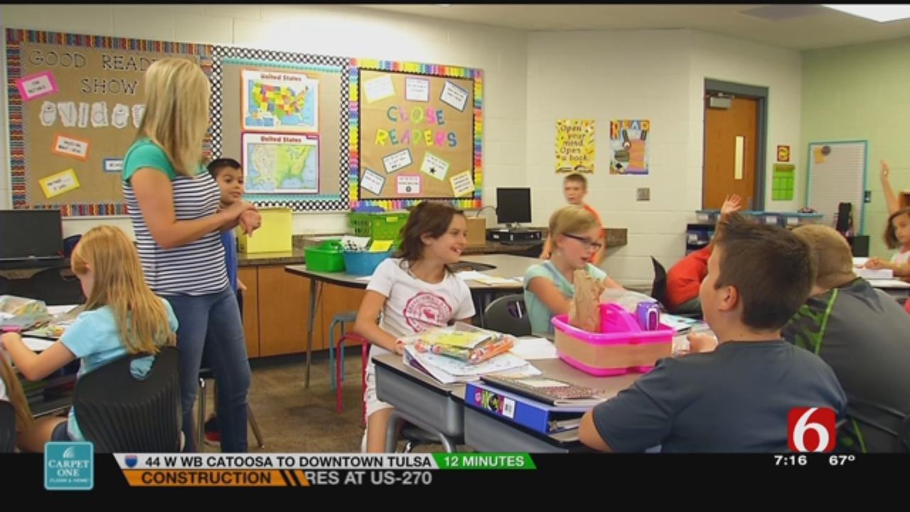 Yukon Public Schools Gives Raise To Teachers