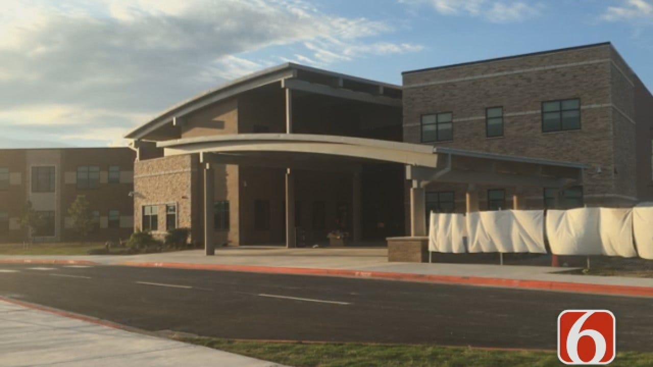Joseph Holloway: New Union Elementary School