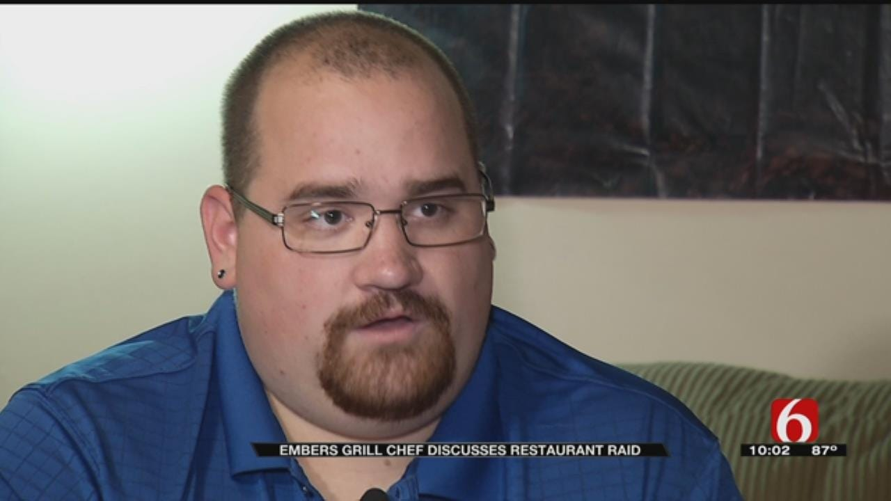 Embers Grille Chef Says Lighthorse Police Acted Out Of Line During Raid