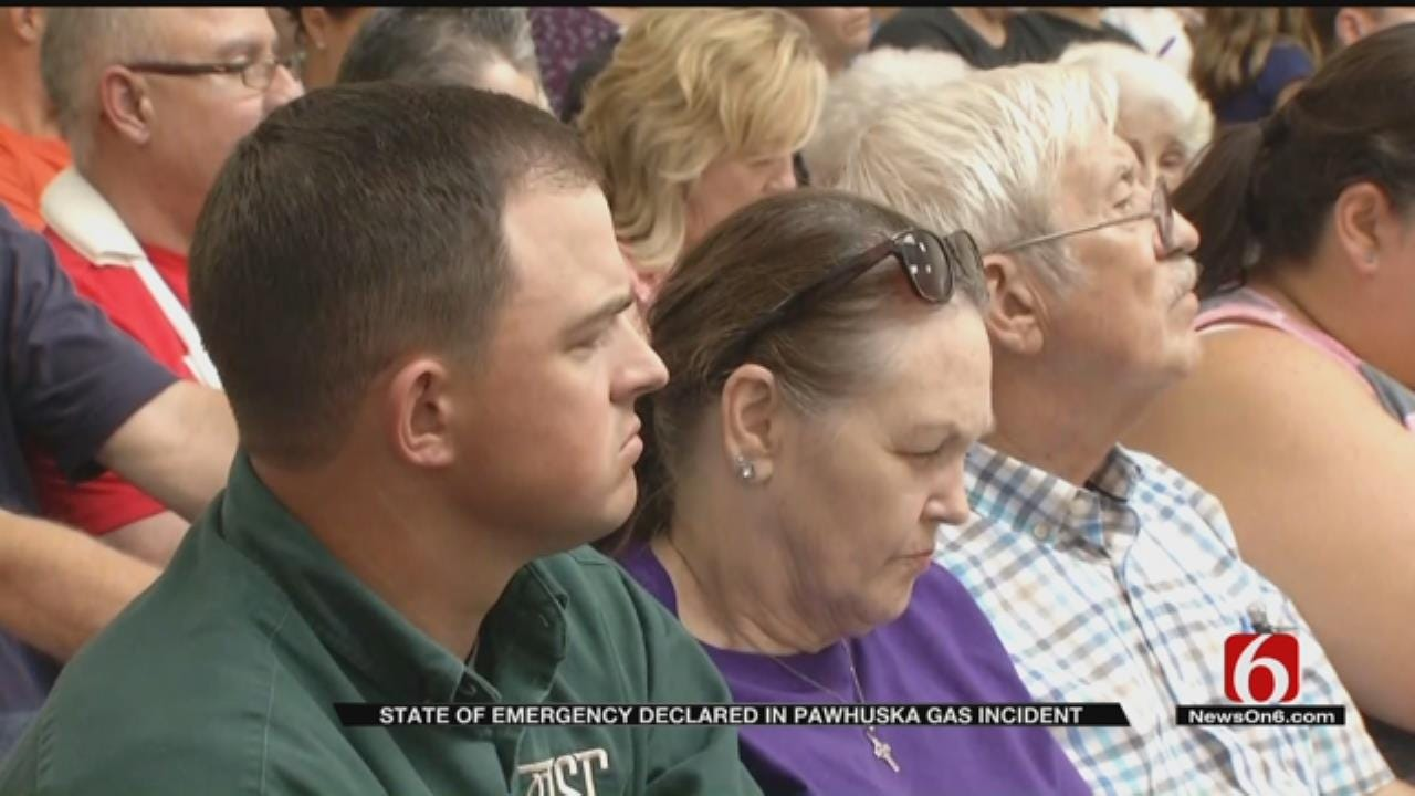 State Of Emergency Issued In Pawhuska Due To Gas Purge Leak