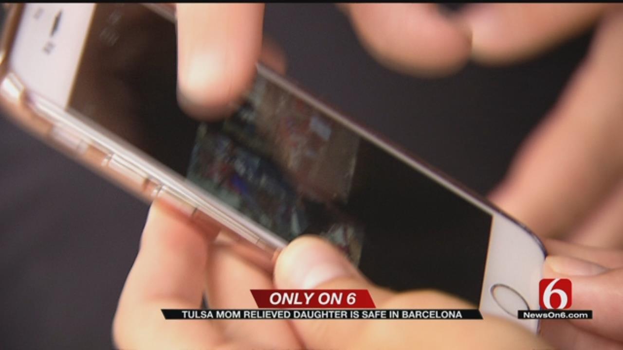 Tulsa Teen Safe In Barcelona After Terror Attack
