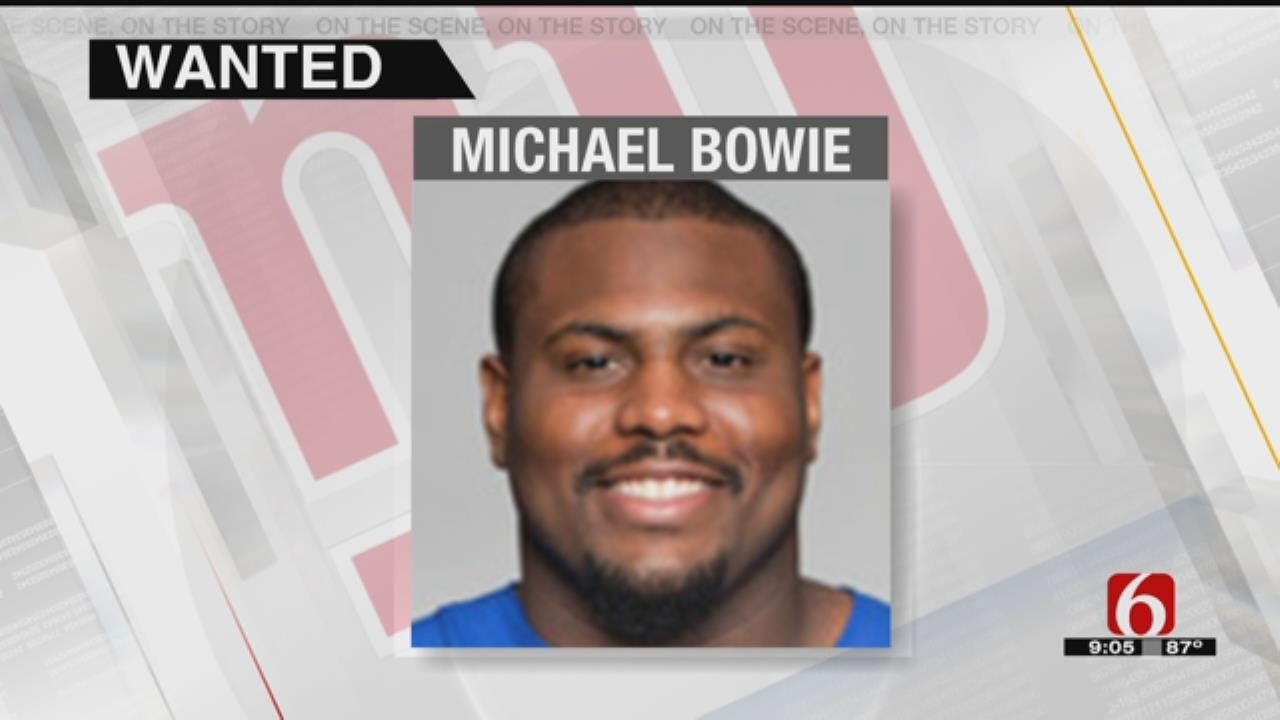 NFL Player, Tulsa Native Charged With Domestic Assault