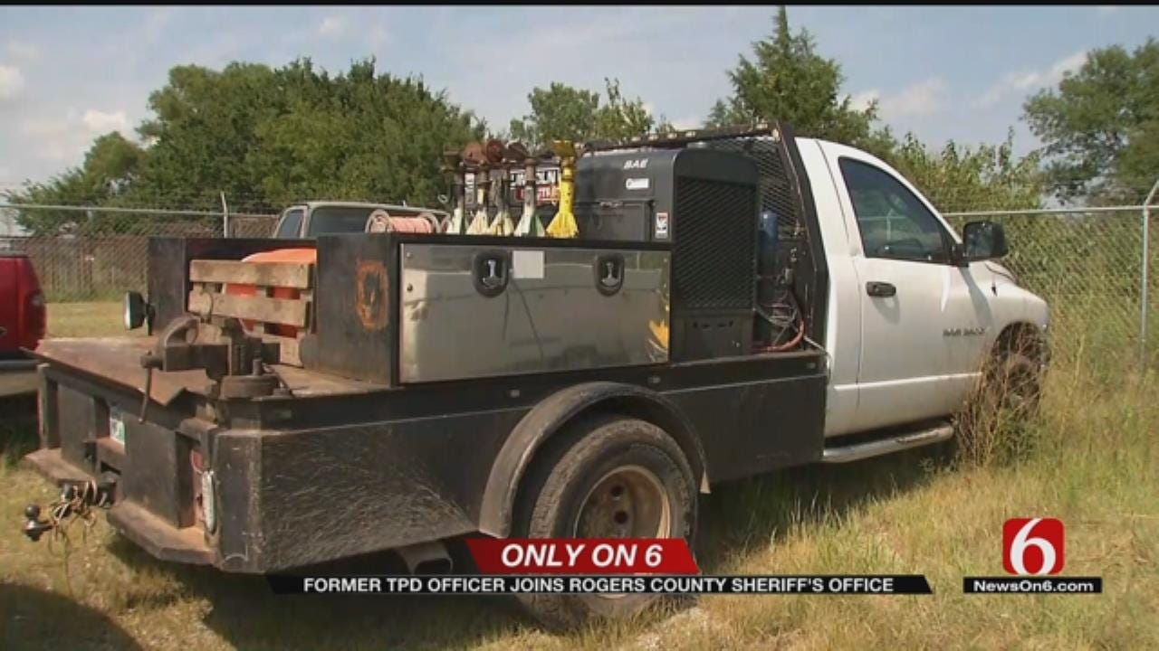 Tons Of Stolen Property Recovered In Multiple Oklahoma Counties