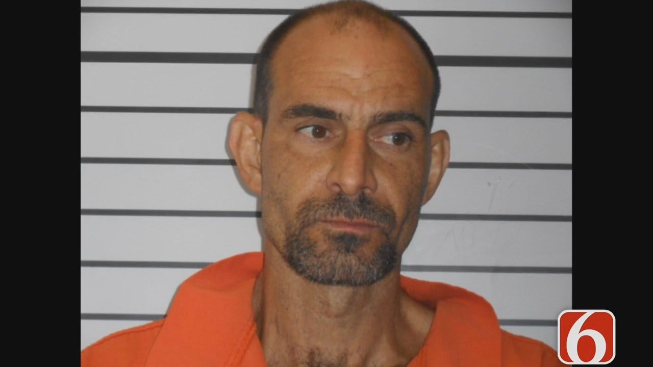 Lori Fullbright: Muskogee Man Arrested For Throwing Dog Into Oncoming Traffic