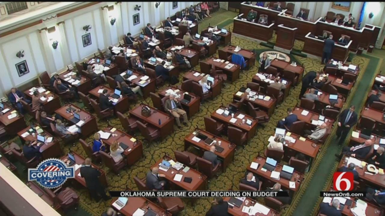 State Supreme Court Hears Arguments Over Constitutionality Of Revenue Raising Measures
