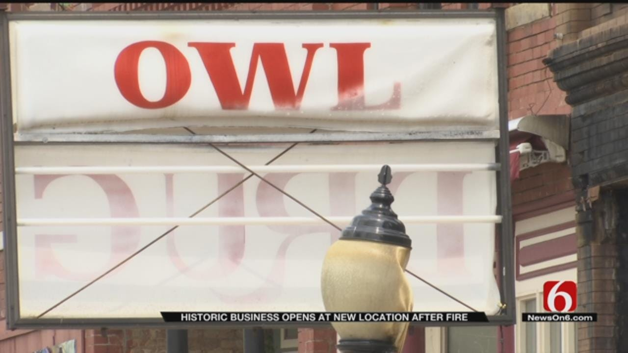 Wagoner's Owl Drug Store Reopens In New Location