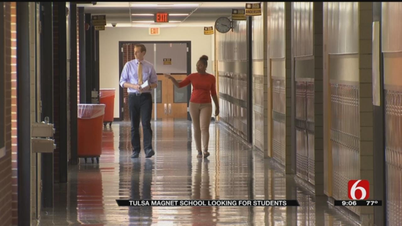 Tulsa Magnet School Needs More Students To Enroll