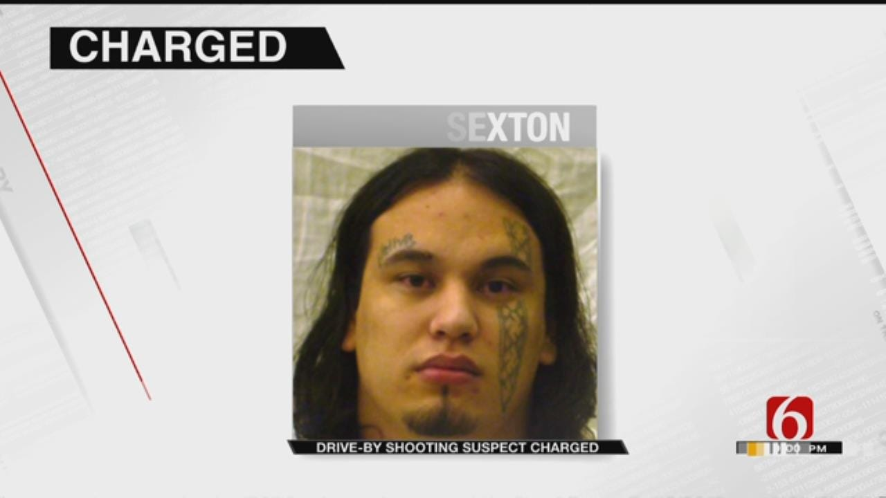 Man Facing Charges After Bristow Drive-By Shooting In July