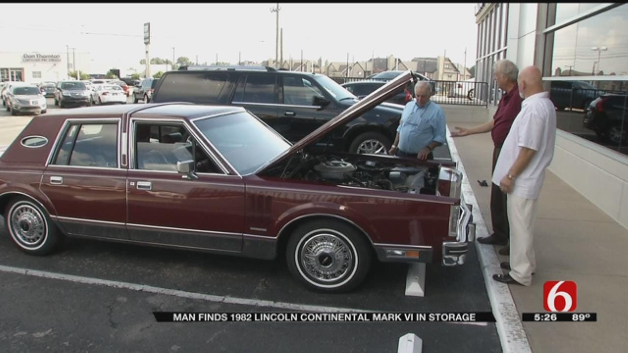 The Love Story Of A Man And His 1982 Lincoln