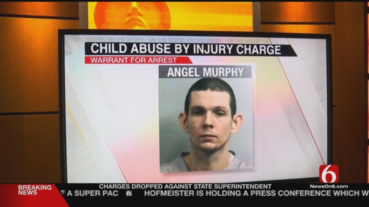 Tulsa Man Charged For Punching Child Earlier This Year