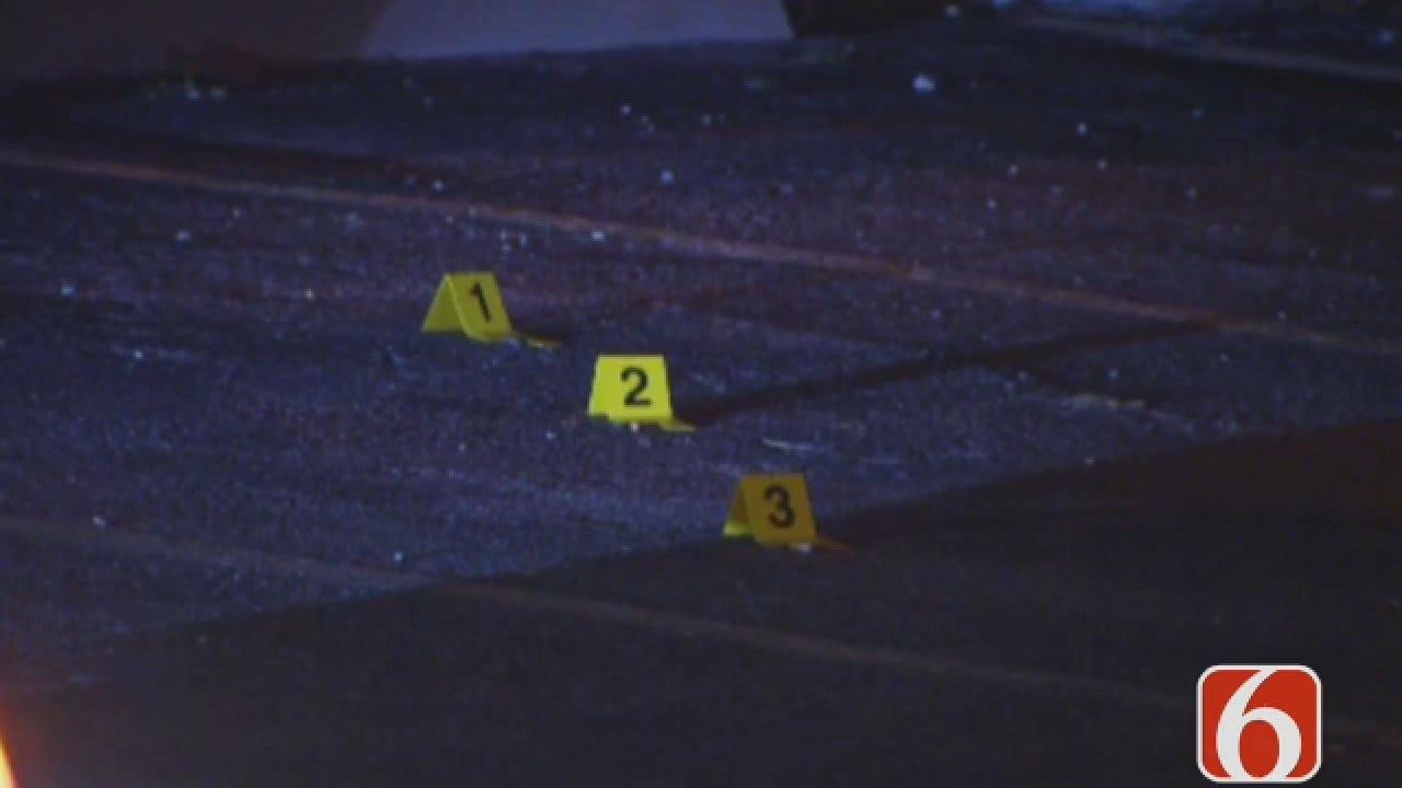 Dave Davis Reports On Fatal Tulsa Shooting And Crash